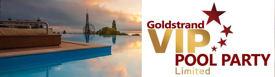 Goldstrand Pool Party Bulgarien