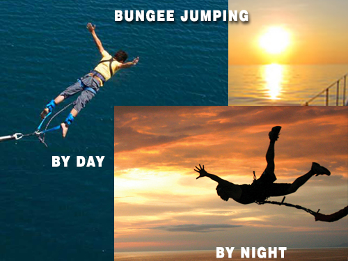 Goldstrand Bungee Jumping