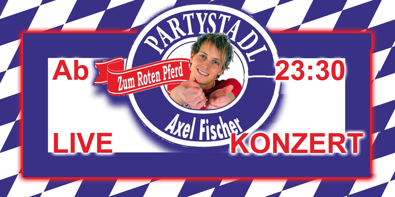 Axel Fischer Goldstrand VIP Party