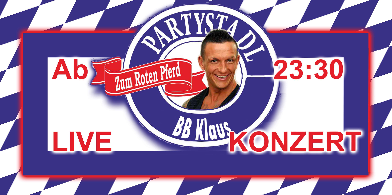 BB Klaus Goldstrand VIP Party
