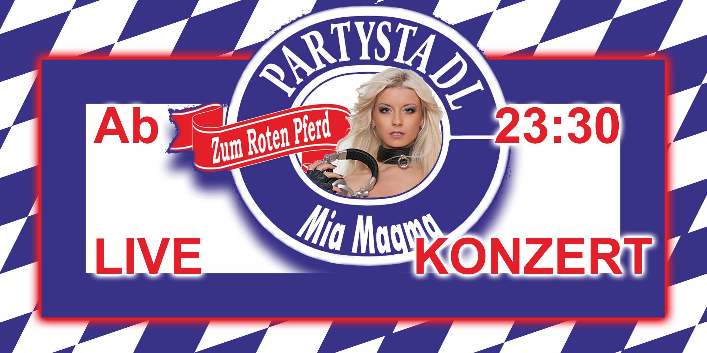 Mia Magma Goldstrand VIP Party