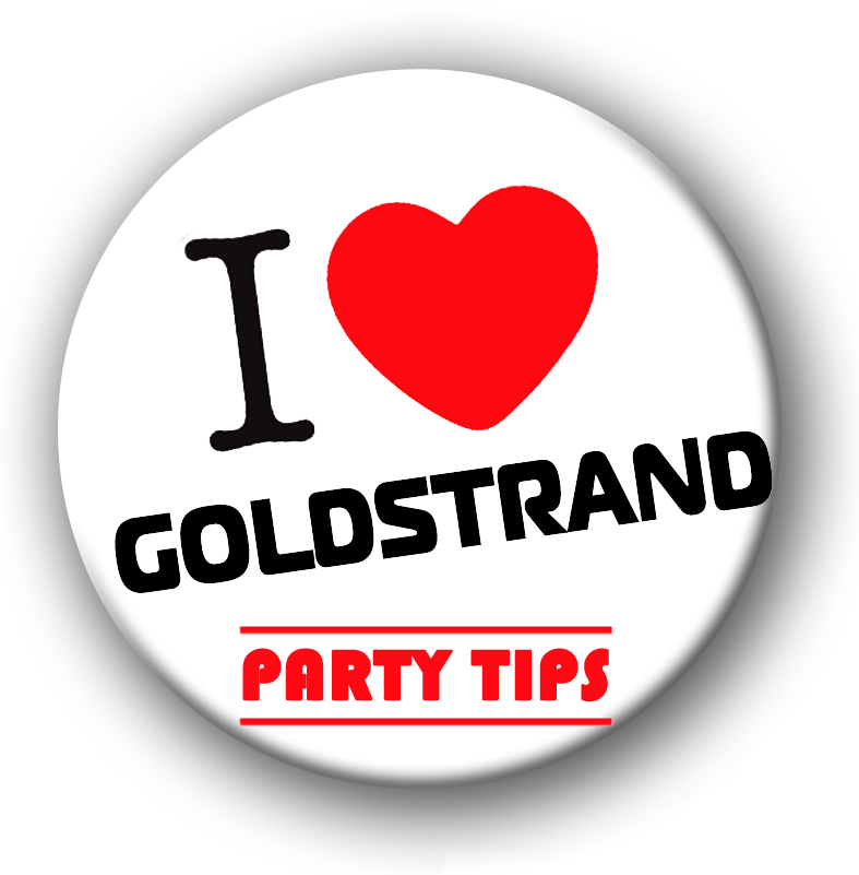 Goldstrand Party Tips
