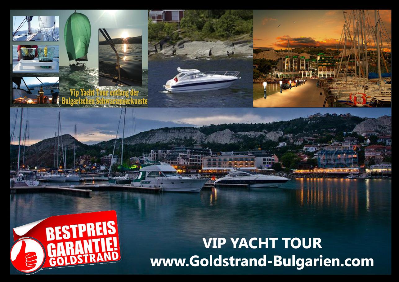 Yacht Charter in Bulgarien Goldstrand